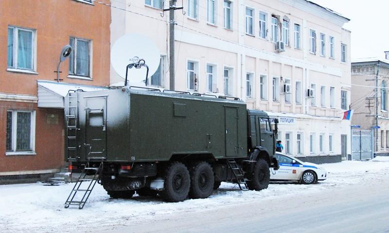 В Тверской области проводится учение по пресечению террористического акта