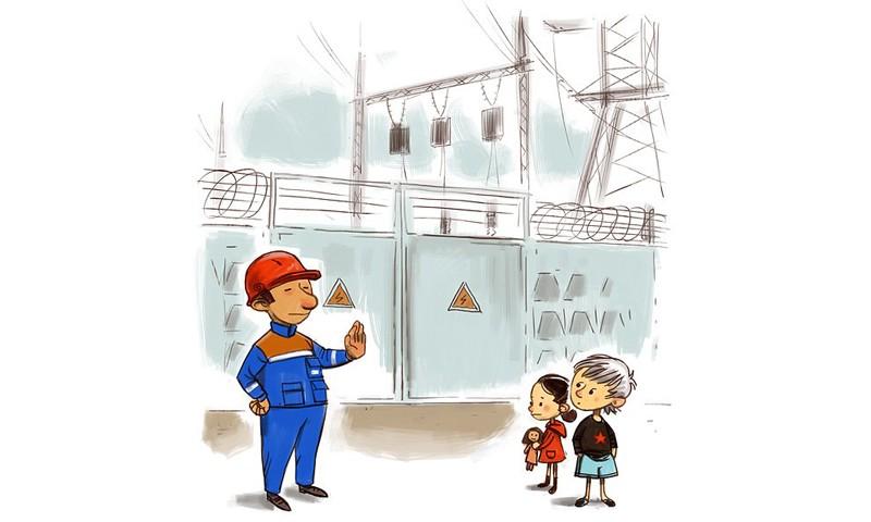 Памятка по электробезопасности. Жизнь ваших детей в ваших руках!