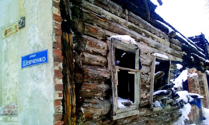 В городе Кимры на прошлой неделе горел не памятник архитектуры, а стихийный сортир