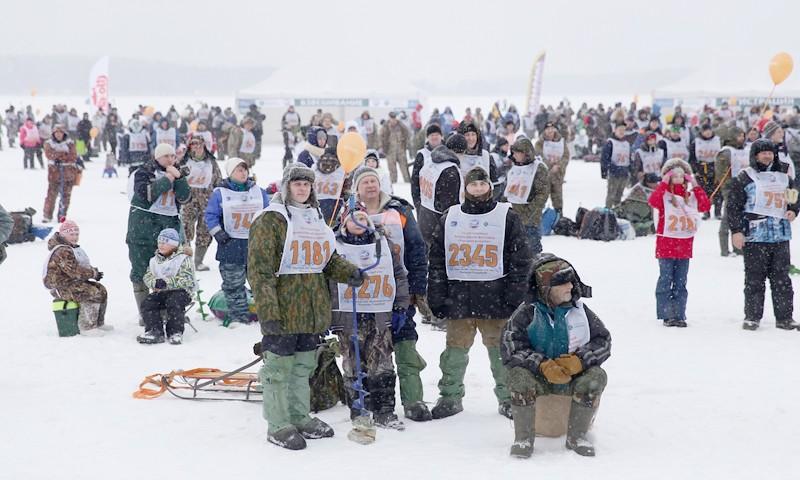 X Всероссийский фестиваль «Народная рыбалка» в Тверской области собрал 5,5 тысячи участников