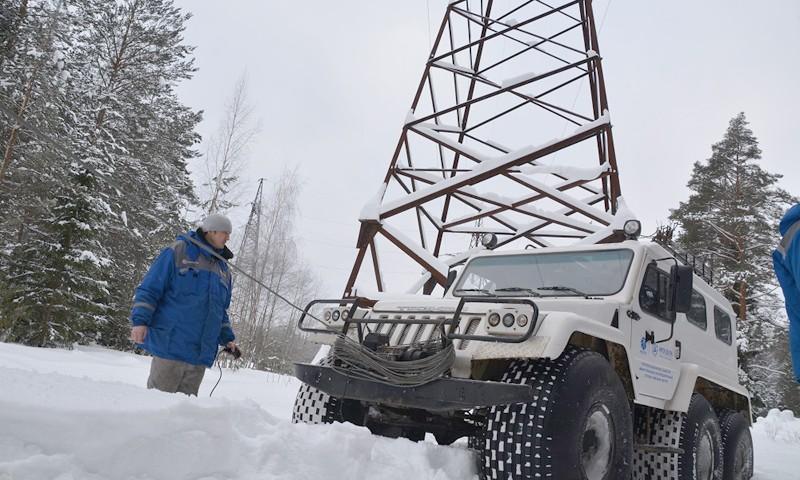Энергетики МРСК Центра провели учения по ликвидации условной аварийной ситуации в Тверской области