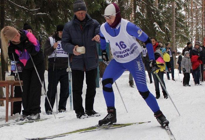В Тверьэнерго прошло первенство турнира по лыжным гонкам