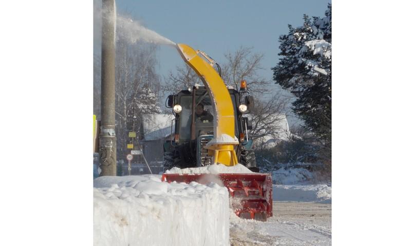 Итоги борьбы со снежной стихией