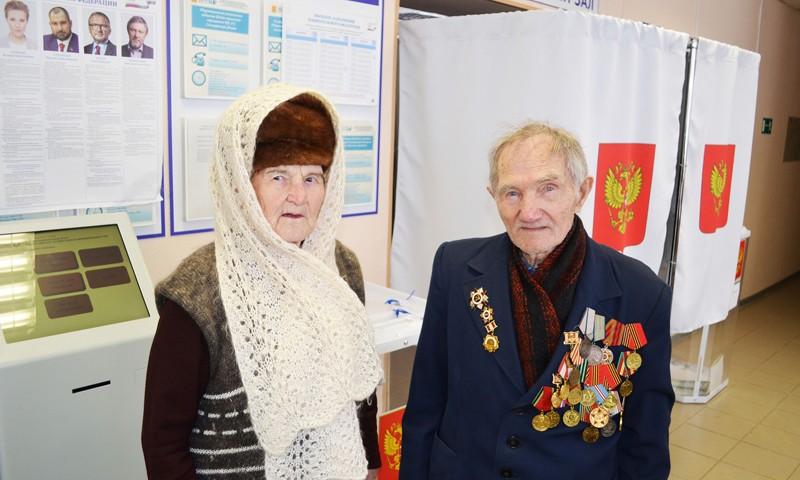 В избиркомах Тверской области идет подсчет голосов избирателей на выборах Президента России