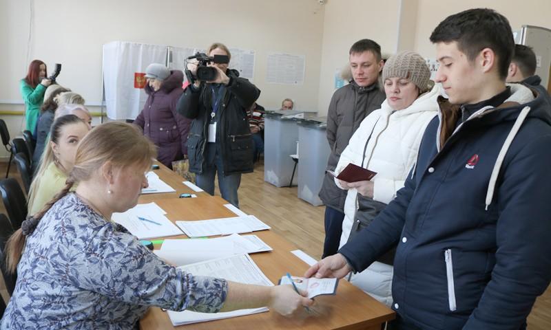 В Твери на выборах Президента проголосовал самый молодой избиратель – 18 лет ему исполнилось 18 марта 2018 года