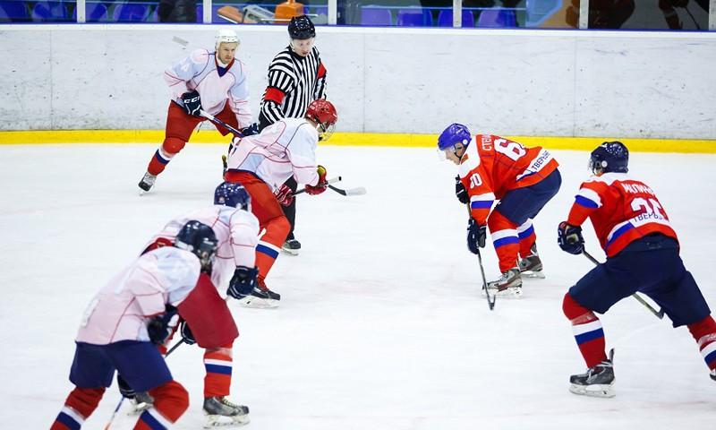 В Твери состоялось открытие V хоккейного турнира МРСК Центра