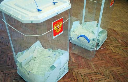 Кимры голосуют вместе со страной