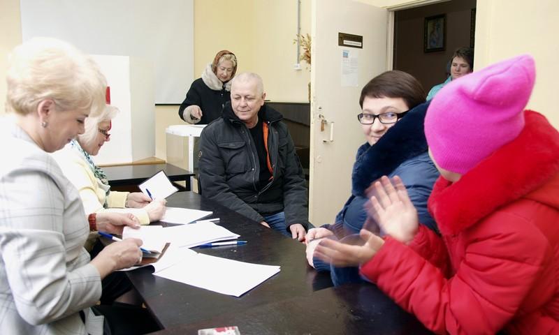 С полудня 21 марта кимряки активно голосуют за формирование комфортной городской среды