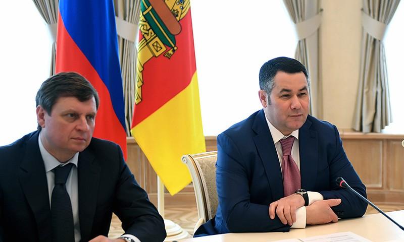 Андрей Епишин: «Сотрудничество Тверской области с ВТБ вышло на новый, стратегический уровень»