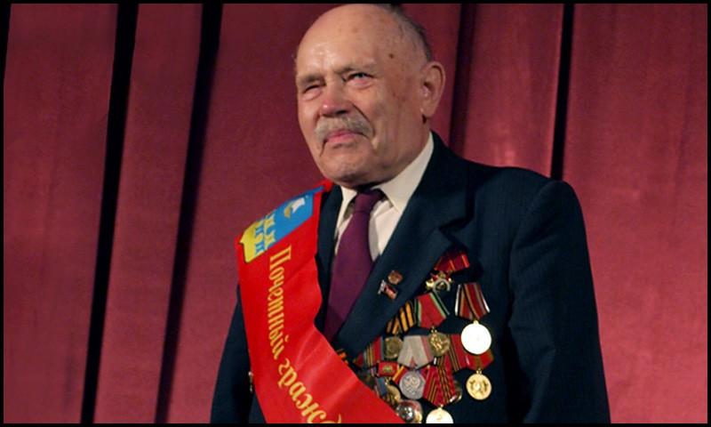 Скончался почетный гражданин города Кимры В.С. Крылов