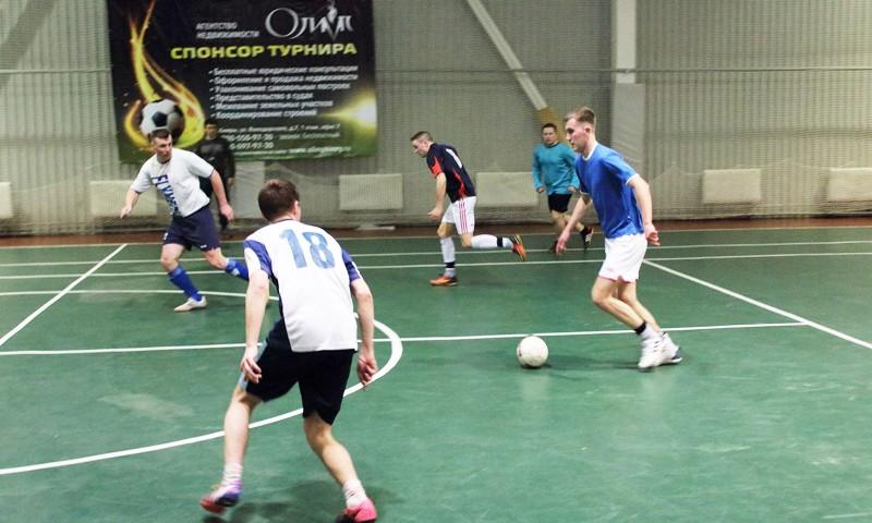 Чемпионат города по мини футболу