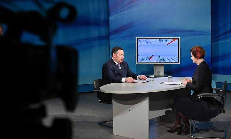 В Тверской области планируется создать единую компанию-оператора в сфере управления водоснабжением