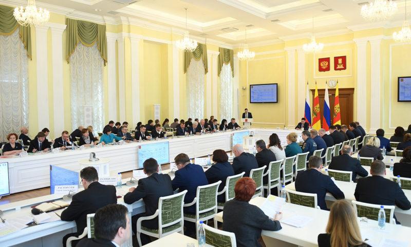На заседании Правительства Тверской области рассмотрели итоги реализации программы переселения граждан из аварийного жилья