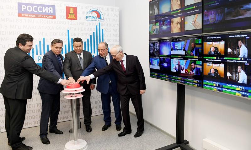 Тверская область первой в стране перешла на вещание «Радио России» в FM-диапазоне