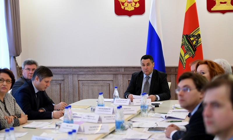 Единый миграционный центр в Тверской области будет расположен на удалении от жилых домов и социальных объектов