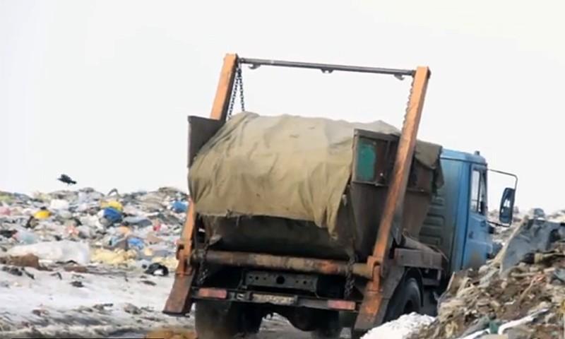 В Кимрах иногородний мусор не принимают с 1 сентября 2017 года