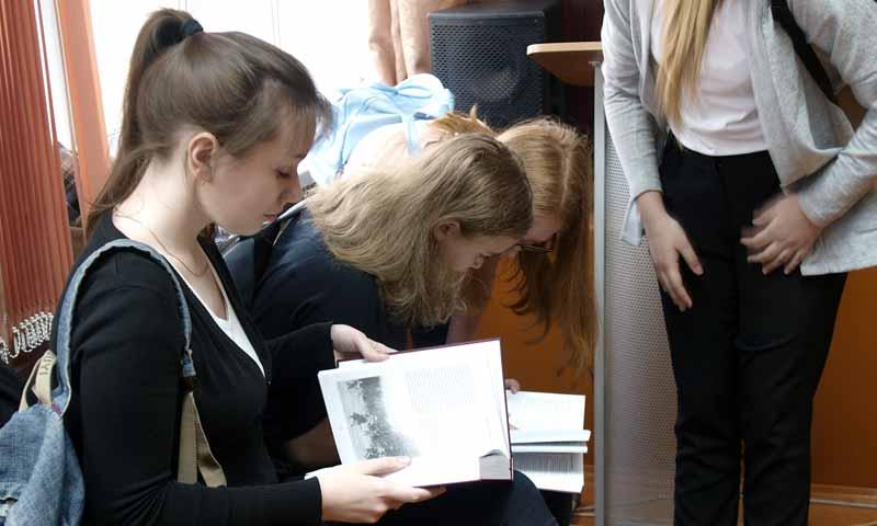 Презентация «Книги памяти. Кимры» в средней школе №14