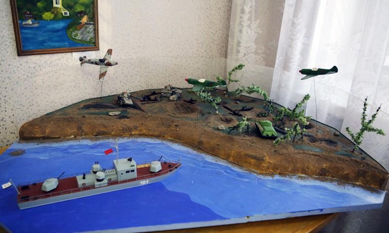 У кимряков первое место на конкурсе, посвященном 75-летию Сталинградской битвы