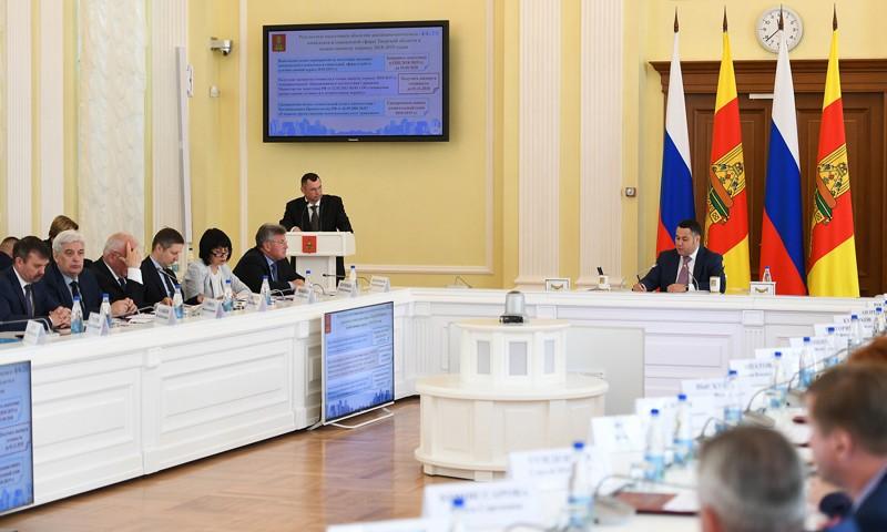 Более 167 млн рублей направят муниципалитетам Тверской области в 2018 году на модернизацию и капремонт объектов теплоэнергетики