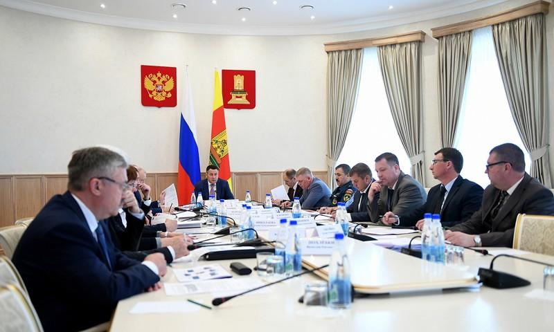 В Тверской области обсудили вопросы антитеррористической защищенности объектов транспорта в связи с проведением чемпионата мира по футболу