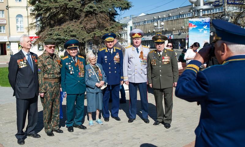 Ветеран ВА ВКО Николай Толкачев: «Молодому поколению надо быть достойными преемниками воинских традиций»