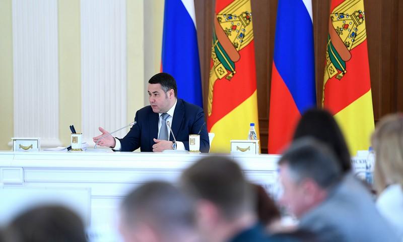 Объем государственного долга Тверской области в 2017 году сократился на 800 млн рублей