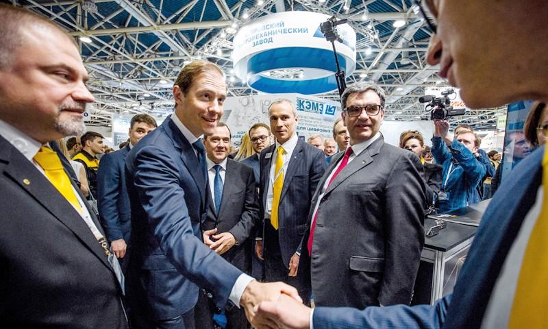 Савёловский станкостроительный завод на XIX международной выставке «Металлообработка-2018»