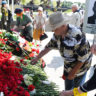 В Зубцовском и Андреапольском районах захоронили останки 170 воинов, обнаруженных поисковиками