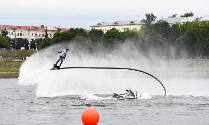 Александр Барвинский: Проведение в Твери соревнований по гидрофлаю – это историческое событие