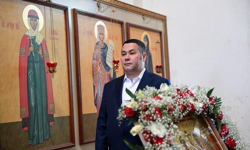 Олег Лебедев: «Волжский Крестный ход – яркое событие для нашего региона»
