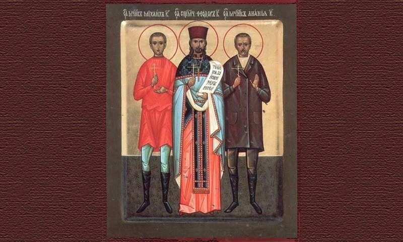 26 июля в Кимрах состоятся торжества в честь 20-летия со дня причисления троих наших земляков к лику святых
