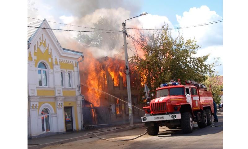 Спасут ли сегодня пожарные «медуху»?