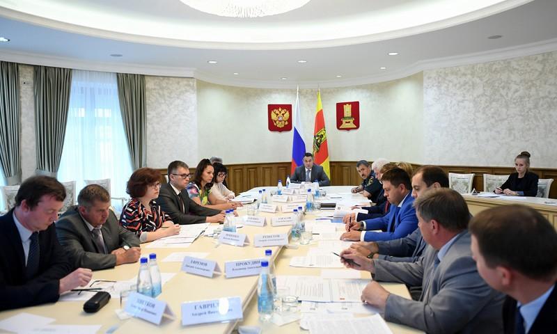 Из областного бюджета направят дополнительные средства на капитальный ремонт тепловых сетей в Твери
