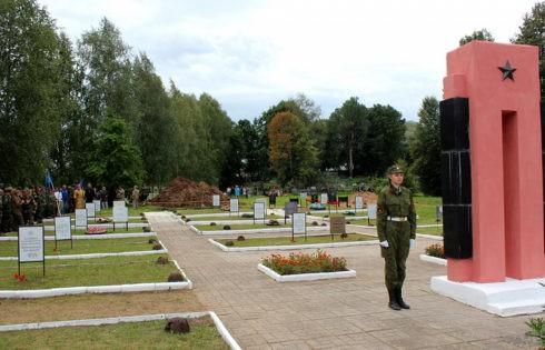 В Тверской области открылось второе хранилище останков воинов, поднятых в ходе поисковых экспедиций