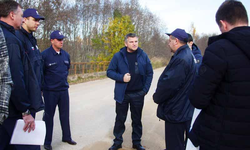В ходе учений в Тверской области будут расчищены дополнительные объемы просек воздушных линий электропередачи
