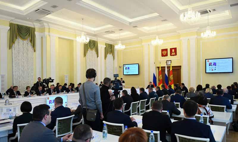 Игорь Руденя: переход на цифровое вещание — это новые возможности по повышению качества жизни населения Тверской области