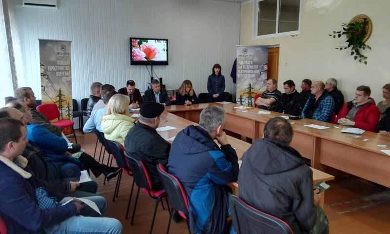 Энергетики Тверьэнерго провели ярмарки вакансий в районных центрах Тверской области