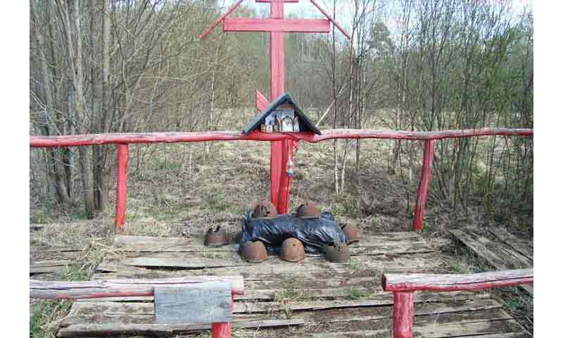 В Тверской области создана интернет-площадка «Судьба солдата» для поиска данных о погибших и пропавших на Ржевском выступе красноармейцах