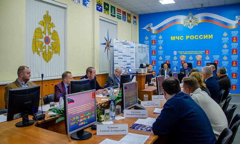 В Тверской области завершены тестовые испытания «Системы 112»
