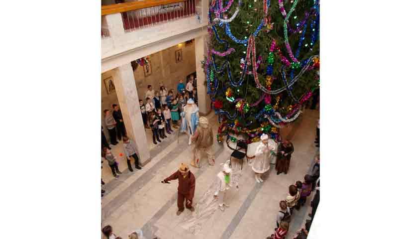 Год театра Тверская область открывает в Кимрах