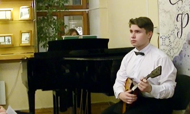 Павел Баранов – участник концерта в Москве