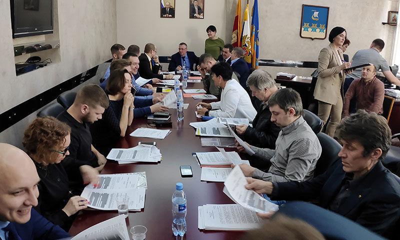 Дума, очередное заседание 25 февраля