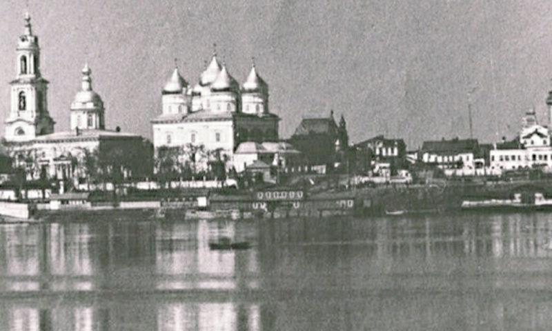 Тест на знание истории города Кимры