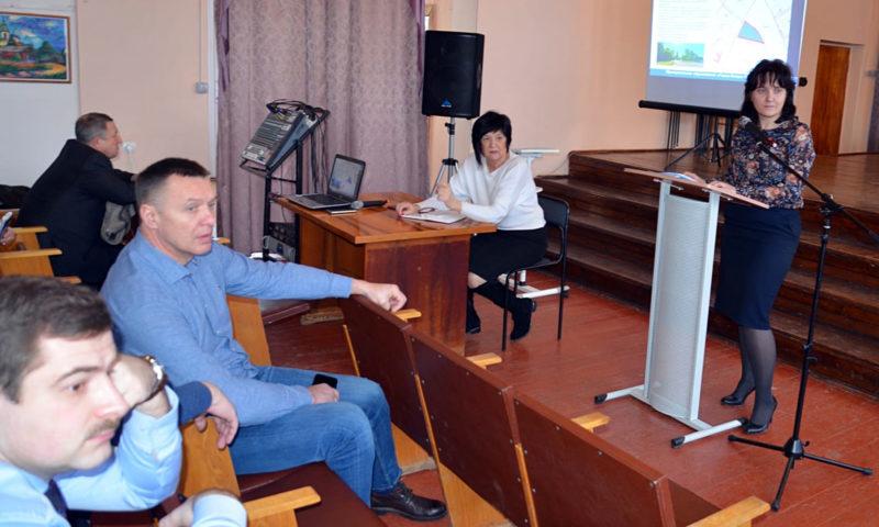 Депутаты обсуждали место для строительства бассейна в Кимрах