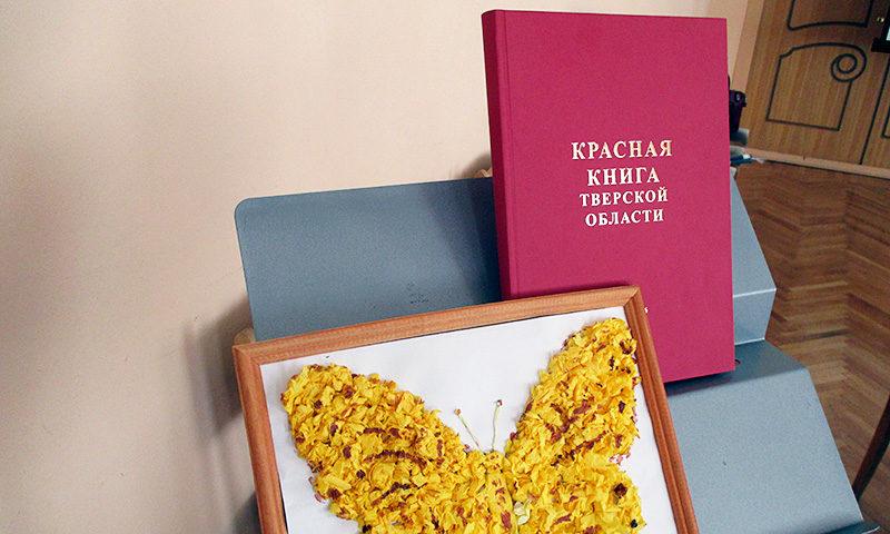 Продолжается прием работ на конкурс «Красная книга Тверской области глазами детей»