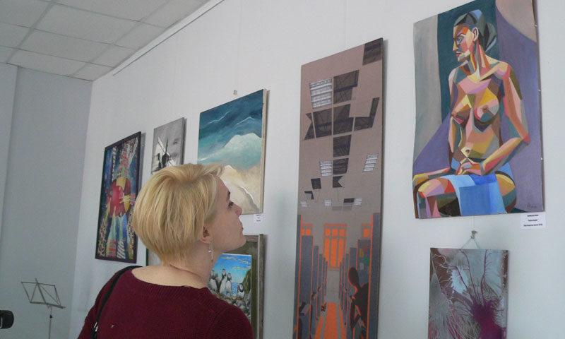 «Пересмысл» в исполнении молодых художников