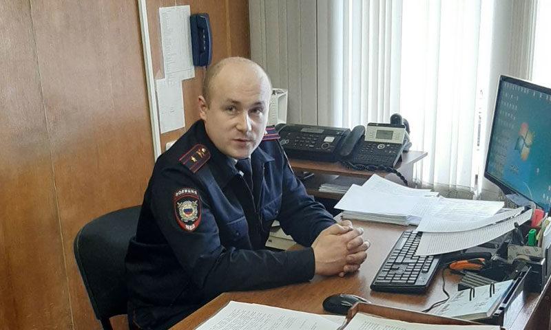 Майор полиции рассказал об ответственности за побои
