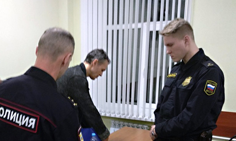 Экс-мэру Литвинову дали 10 лет строгого режима