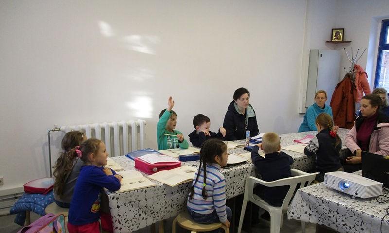 «Русская Классическая Школа» в Креве получила президентскую поддержку