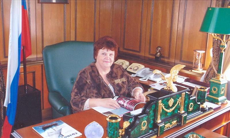 Татьяна Ивановна Петровская: ЖЕЛАНИЕ И ТРУД ВСЕ ПЕРЕТРУТ